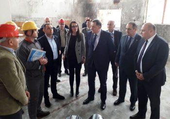 """DODIK I VULIN U DRVARU: U novom pogonu """"Jumka"""" posao za 100 radnika"""