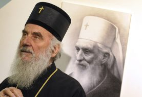 IRINEJ: Patrijarh Pavle ostavio dubok trag u srpskom narodu i SPC