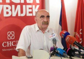 Preminuo Nenad Kesić, bivši poslanik u Narodnoj skupštini RS