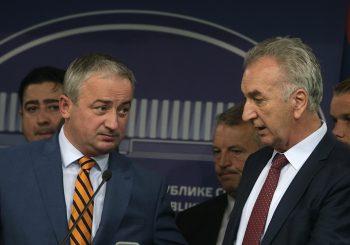 NSRS: Šarović i Borenović kritički o predloženom dokumentu na posebnoj sjednici