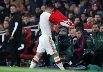 IZVINIO SE, ALI KASNO: Albanac Granit Džaka van prvog tima Arsenala nakon sukoba sa navijačima