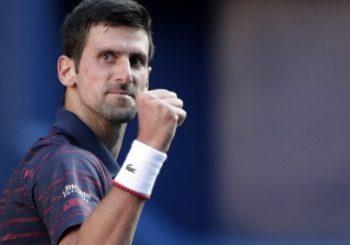 Đoković protiv Dimitrova za finale Pariza