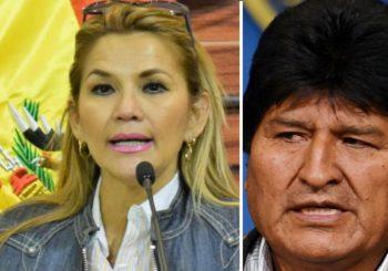 BOLIVIJA: Evo Morales dobio azil u Meksiku, opozicionarka Žanin Anes preuzela predsjedničku funkciju