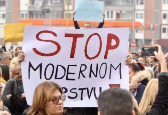 """AFERA """"PAZARIĆ"""": Ćudićeva objasnila kako je došla do šokantnih snimaka, i Stanivuković na protestu u Sarajevu"""