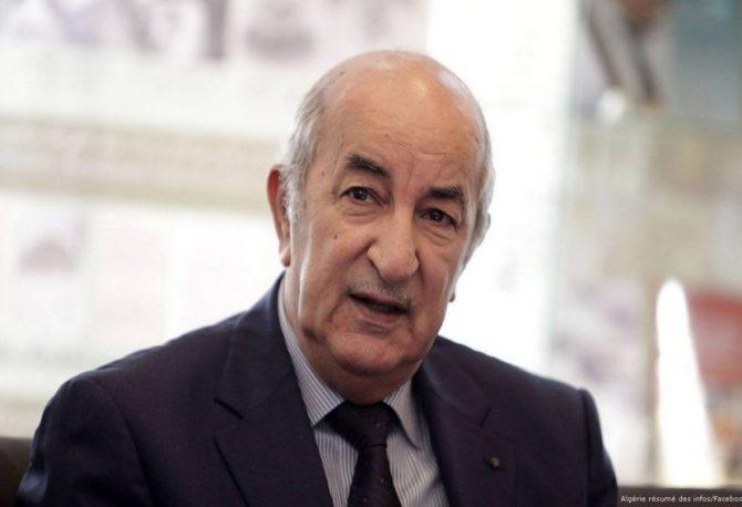 ALŽIR: Tek izabrani predsjednik Tebune obećao novi ustav, ali se protesti ne smiruju