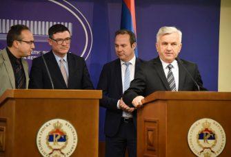 ČUBRILOVIĆ SA NJEMAČKIM PARLAMENTARCIMA: Iskazali dobru volju da pomognu Srpskoj