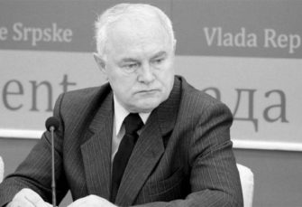 Preminuo Nedeljko Mitrović, raniji predsjednik Organizacije porodica poginulih boraca RS