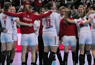 SP: Rukometašice Srbije trijumfovale u meču sa Njemačkom, put do medalje vodi preko Danske