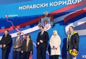 KRUŠEVAC: Počela gradnja Moravskog koridora