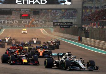 ZAVRŠENA SEZONA FORMULE 1: Luis Hamilton na trci u Abu Dabiju potvrdio titulu