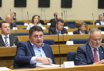 MILAN RADOVIĆ (DNS): Aćimović ima odlične karakteristike, italijanska zajednica u BiH nam se zahvalila