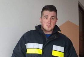 SREBRENICA: Vatrogasac Mirnes spasio nepokretnu staricu Milicu iz stana u plamenu (VIDEO)