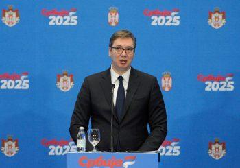VUČIĆ: Promenili smo lice Srbije, vreme je za nove, drugačije mere