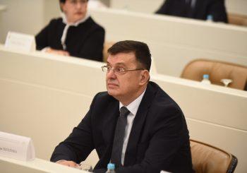 UZ PODRŠKU 28 POSLANIKA: Tegeltija izabran za predsjedavajućeg Savjeta ministara