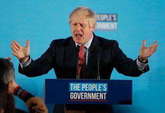 DŽONSON: Istorijska pobjeda, mandat za sprovođenje Brexita