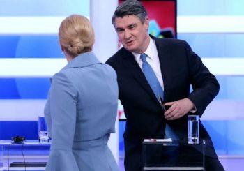 Drugi krug predsjedničkih izbora u Hrvatskoj biće u znaku glasanja protiv