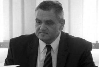 U 58. GODINI: Preminuo Milko Čolaković, predsjednik Kluba SNSD-a u SO Rudo i raniji načelnik opštine
