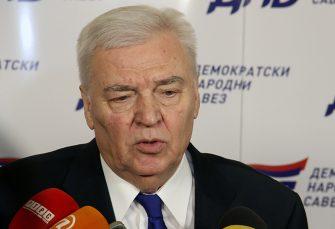 LIDER DNS NE MIJENJA STAV: Draško Aćimović ostaje kandidat za ministra