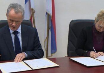 Potpisan Memorandum o saradnji RUGIPP - Ekonomski fakultet