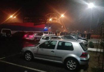 PODGORICA: Policija koristila suzavac i šok bombe u sukobu sa demonstrantima (VIDEO)