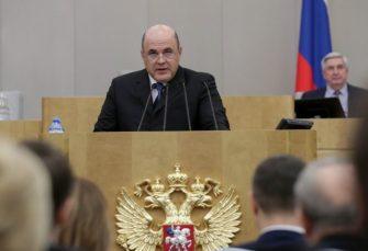 PUTINOV FAVORIT: Ruska Duma potvrdila izbor Mihaila Mišustina za novog premijera