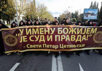 APEL: Više hiljada potpisnika zahtjeva da se zaustave ataci na svetinje SPC u Crnoj Gori