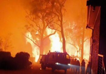 DIMENZIJE KATASTROFE: Požari u Australiji vide se iz svemira (FOTO)