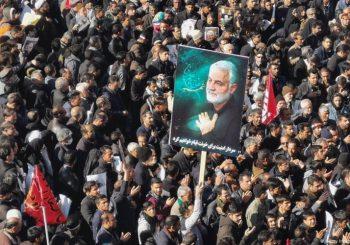 Stampedo na sahrani Sulejmanija - 35 mrtvih