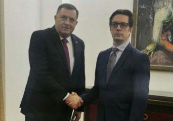 DODIK U SKOPLJU: Sastanak sa predsjednikom Pendarovskim uoči Svetosavske akademije