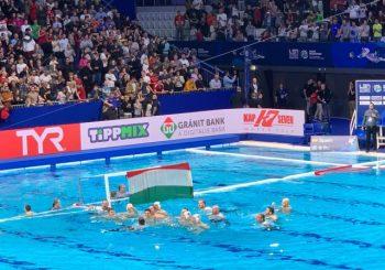 ODLUČILI PETERCI: Vaterpolisti Mađarske u duelu sa Špancima osvojili četvrtu titulu evropskog šampiona