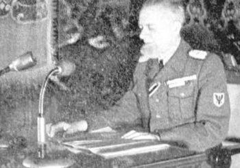 POGUBLJEN 1946. ZBOG SARADNJE SA OKUPATOROM: Slovenci poništili presudu Leonu Rupniku, Jevreji ogorčeni