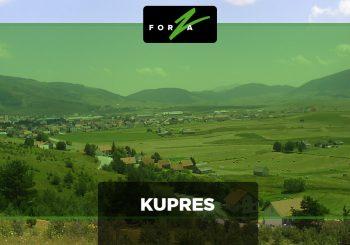 Forza pozajmice sada dostupne i u Kupresu