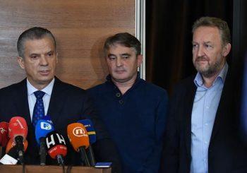 Kako god se završi sarajevska politička saga, na njima trojici ostaće ljaga