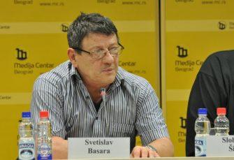 """KONTRAENDORFIN"": Novi roman Svetislava Basare od 17. avgusta pred čitaocima"