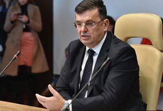 TEGELTIJA: Šarović isfrustriran problemima u SDS-u