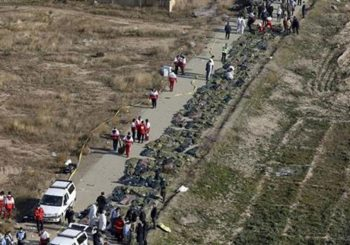 IRANCI PRIZNALI: Vojska greškom oborila putnički avion