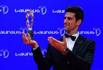 LAUREUS OBJAVIO NOMINACIJE: Đoković ne brani nagradu