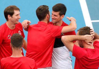 ATP KUP: Srbija bez problema pobijedila Kanadu, u polufinalu sa Rusijom