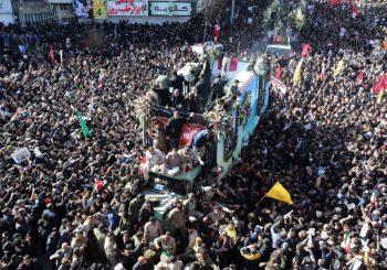 Broj poginulih u stampedu u Iranu porastao na 50, odgođena dženaza Soleimaniju