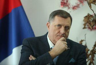 """""""BiH PUNA PETLJAVINA"""" Dodik istakao da podržava promjenu Izbornog zakona"""