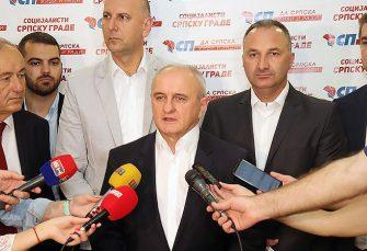 BANJALUKA: U toku sjednica Izvršnog odbora Socijalističke partije, mogući radikalniji rezovi