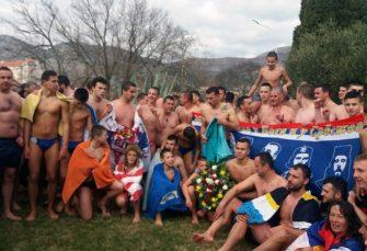 POZNATI PRVI POBJEDNICI Plivanje za Časni krst širom Republike Srpske