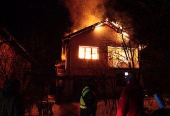 GORAŽDE: Stravičan požar, strahuje se da je stradala žena