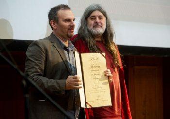 Saši Iliću uručena Ninova nagrada
