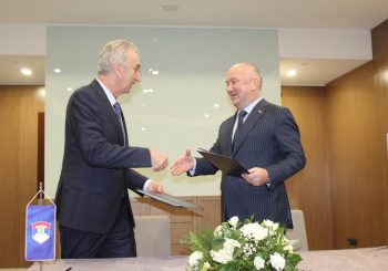 BEOGRAD: Potpisan sporazum o saradnji SDS-a i SNP-a, stranke Nenada Popovića, ministra u Vladi Srbije