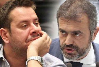 UVREDE I PSOVKE: Sergej Trifunović i Vlado Georgiev se posvađali na Božić