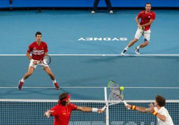 PALA I ŠPANIJA: Srbija pobjednik prvog izdanja ATP kupa
