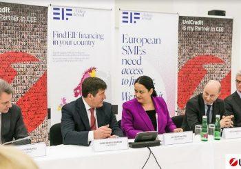 #InvestEU: Podrška EIF-a i UniCredita namijenjena inovativnim MSP u centralnoj i istočnoj Evropi povećana na milijardu eura