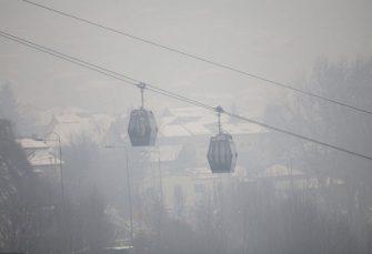Od posljedica aerozagađenja u BiH godišnje umre 3.300 ljudi