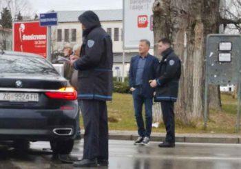 POVRIJEĐENA JEDNA OSOBA: Zdravko Mamić u zapadnoj Hercegovini imao saobraćajnu nesreću